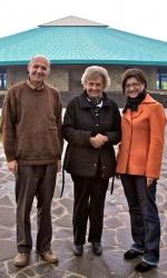3 La chiesa  dedicata a Maria Theotokos, madre di Dio inaugurata a Loppiano nel2004 (1)