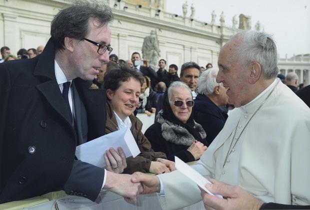 papa e sindaco