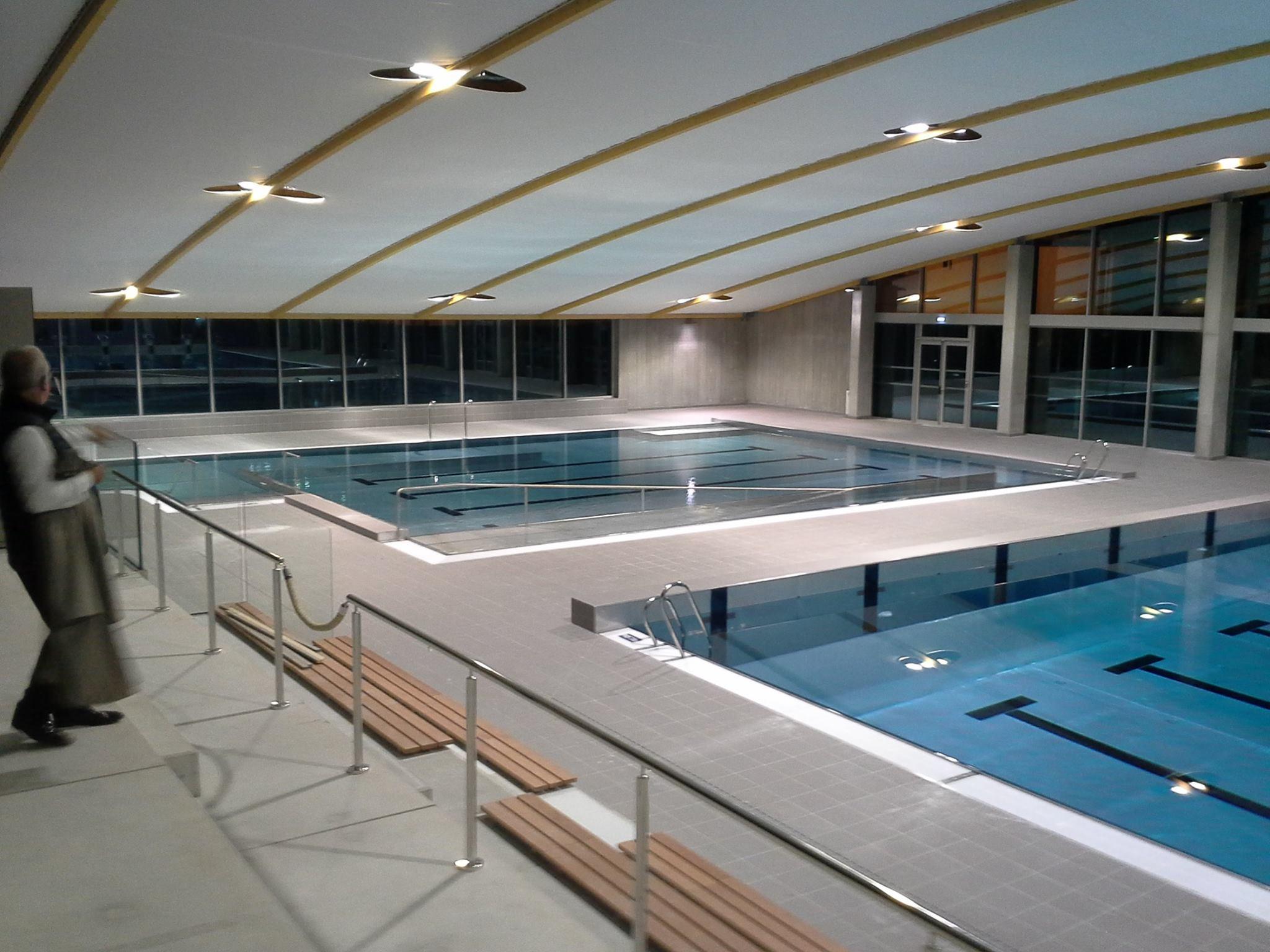 Nuova piscina comunale a lourdes 1 volontari di lourdes for Piscine lourdes