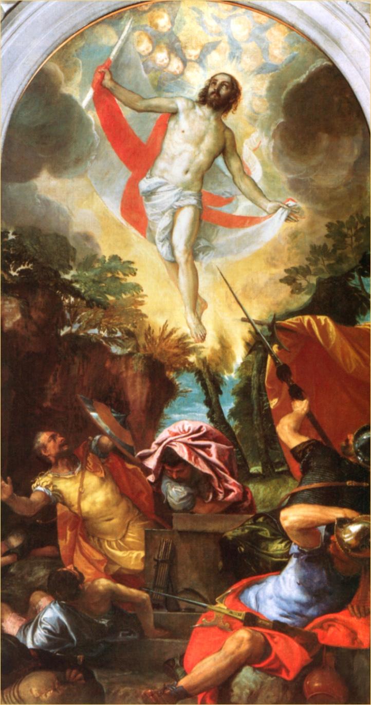 Veronese,_Resurrezione,_San_Francesco_alla_Vigna,_venezia