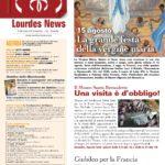 Lourdes News N°23 – Agosto 2016