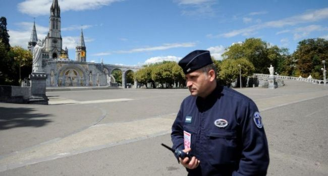 #Lourdes – Fausse alerte au sanctuaire ce matin