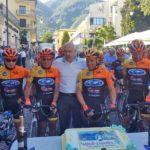 2000 km in bici da Napoli a Lourdes